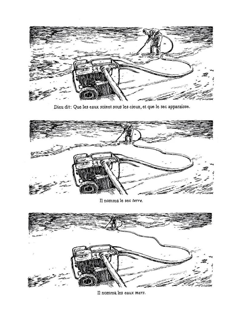Extrait n°4 de la bd Le Livre par Nicolas Arispe