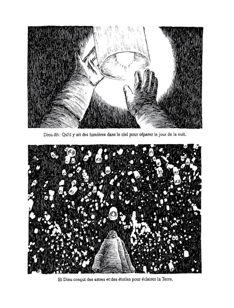 Extrait n°6 de la bd Le Livre par Nicolas Arispe