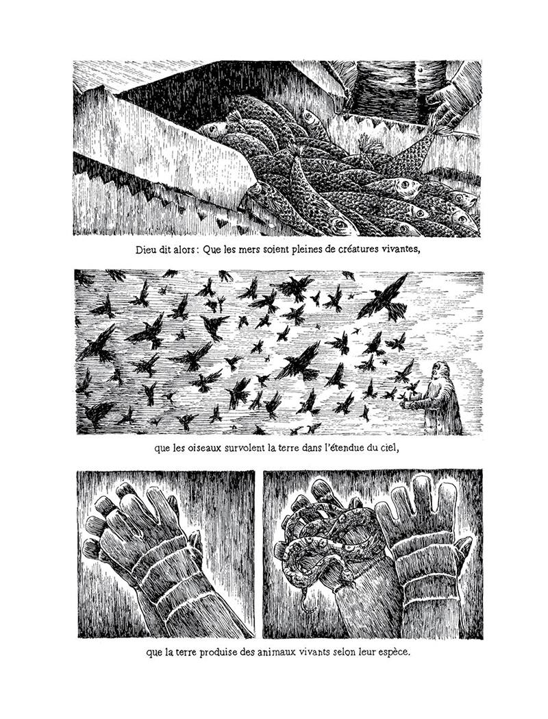 Extrait n°7 de la bd Le Livre par Nicolas Arispe