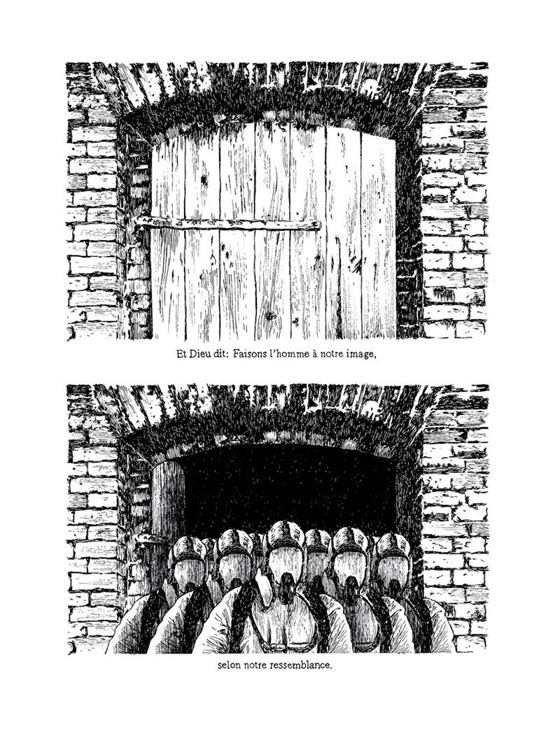 Extrait n°8 de la bd Le Livre par Nicolas Arispe