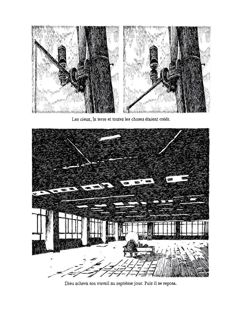 Extrait n°9 de la bd Le Livre par Nicolas Arispe