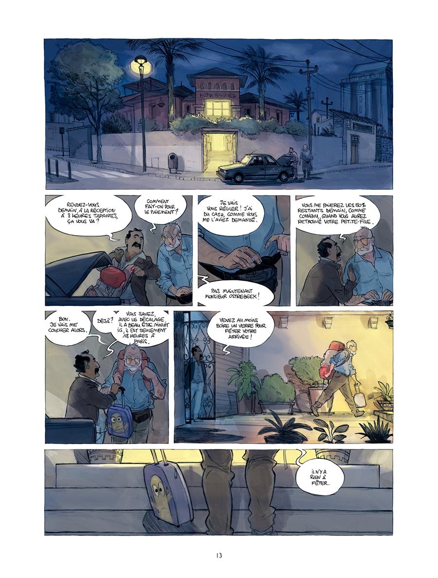 Extrait n°10 de la bd tome 2 par Zidrou