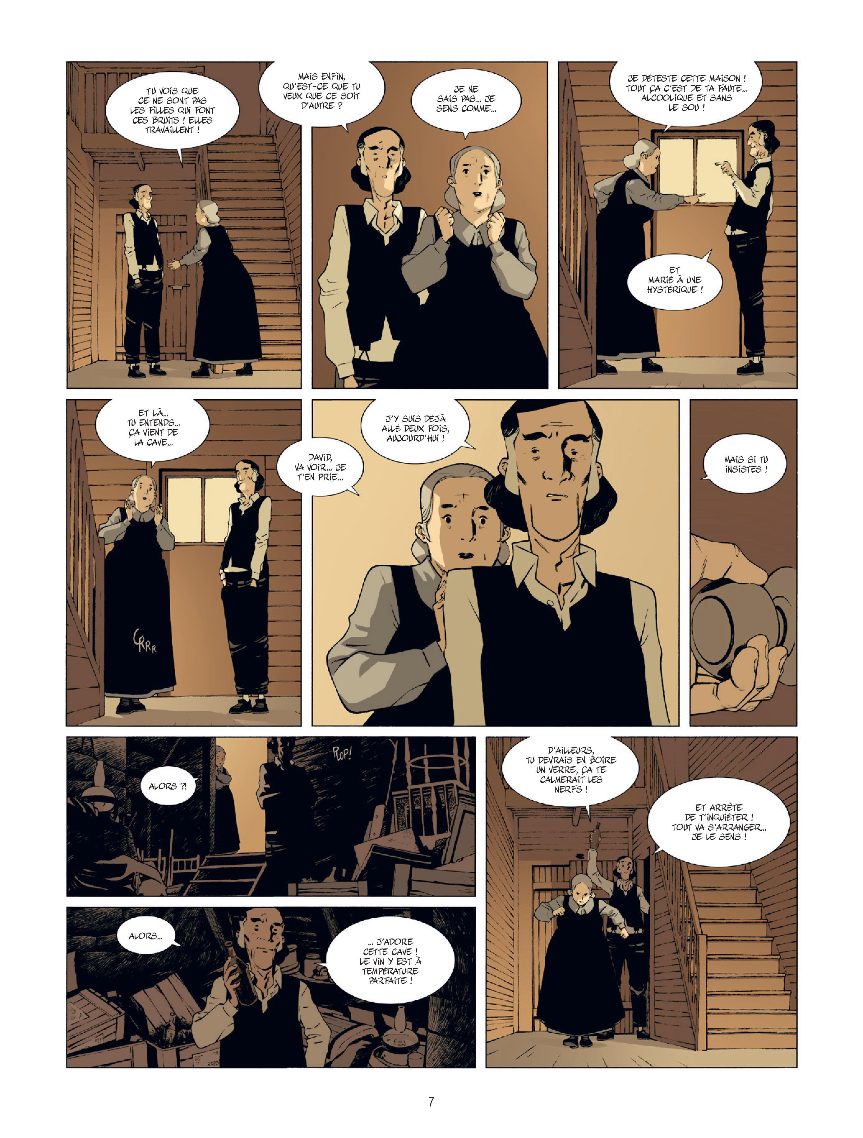 Extrait n°5 tome 1 par Gregory Charlet
