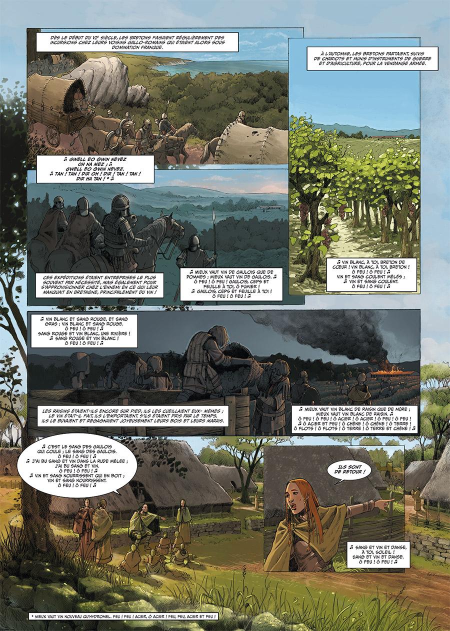 Extrait n°1 de la bd tome 2 par Thierry Jigourel