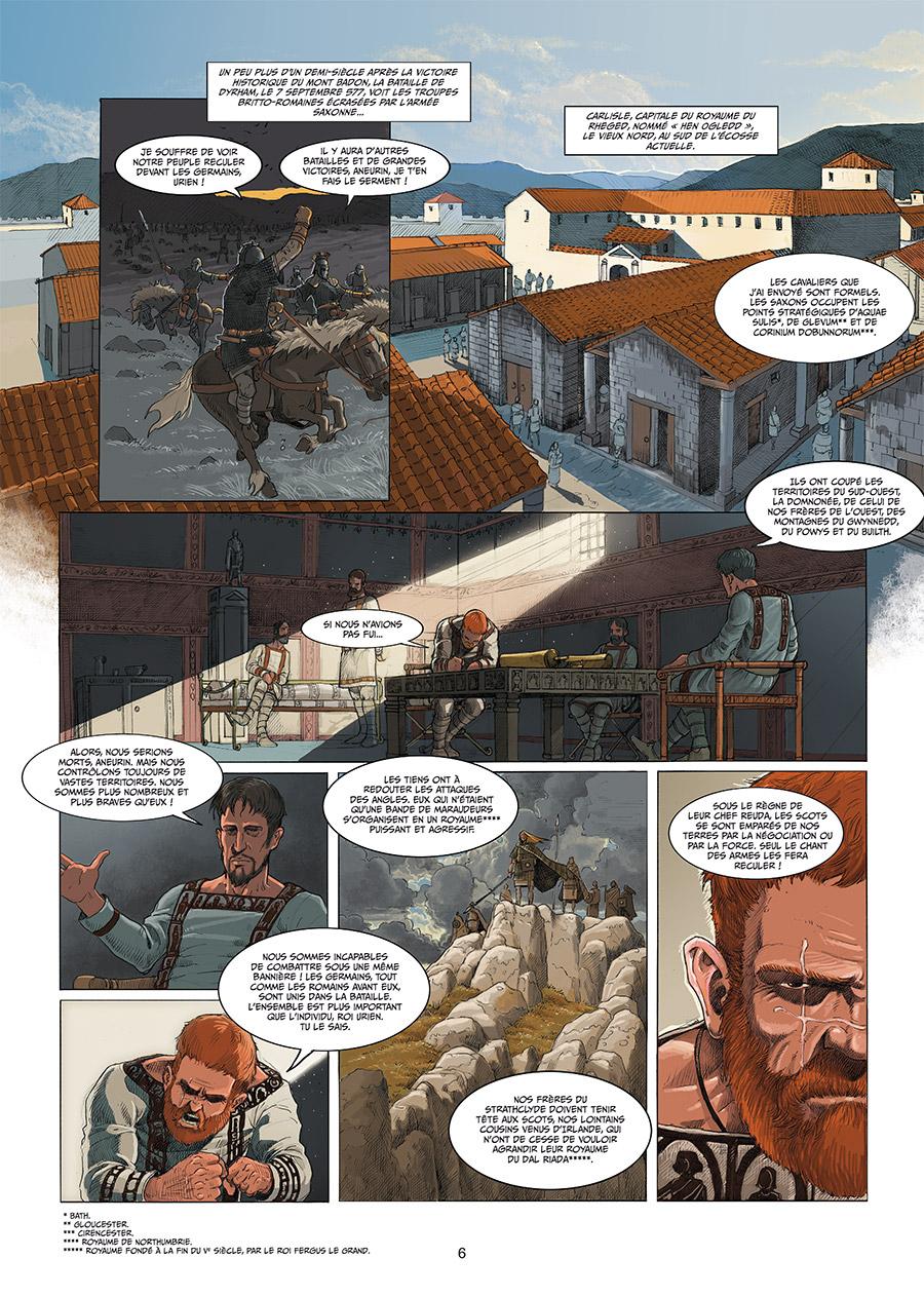 Extrait n°4 de la bd tome 2 par Thierry Jigourel