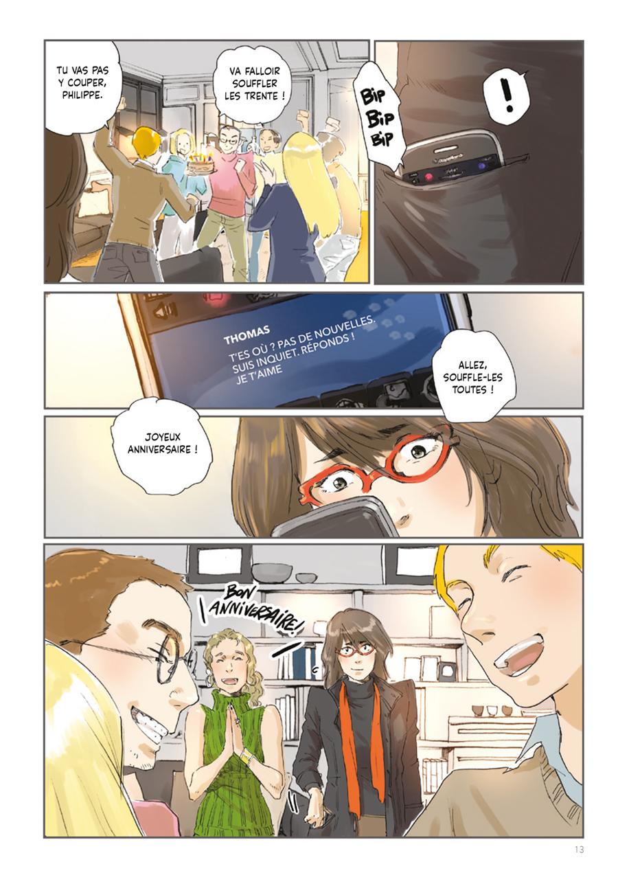 Extrait n°5 Le Gout d'Emma par Kan Takahama