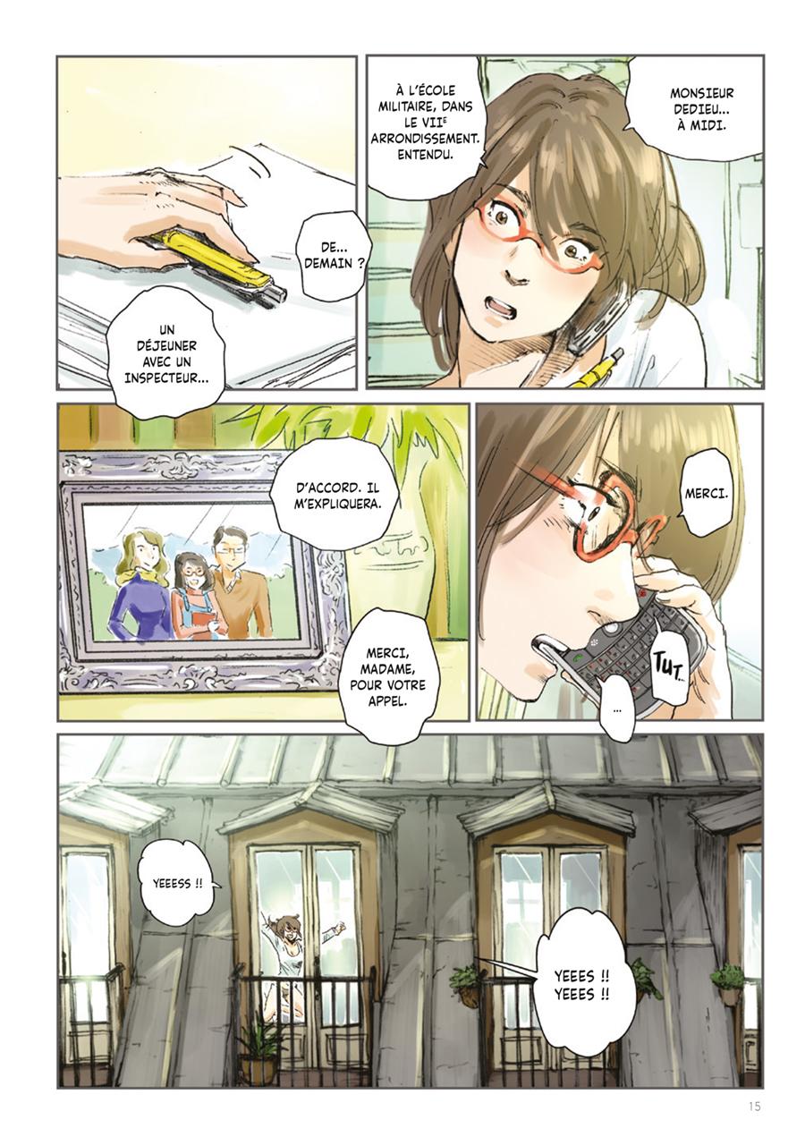 Extrait n°7 Le Gout d'Emma par Kan Takahama