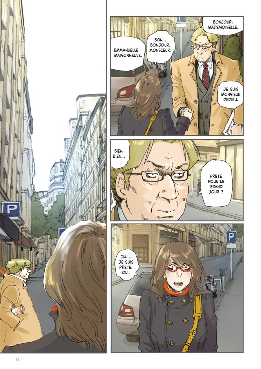 Extrait n°8 Le Gout d'Emma par Kan Takahama