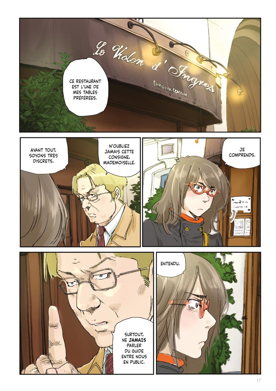Extrait n°9 Le Gout d'Emma par Kan Takahama