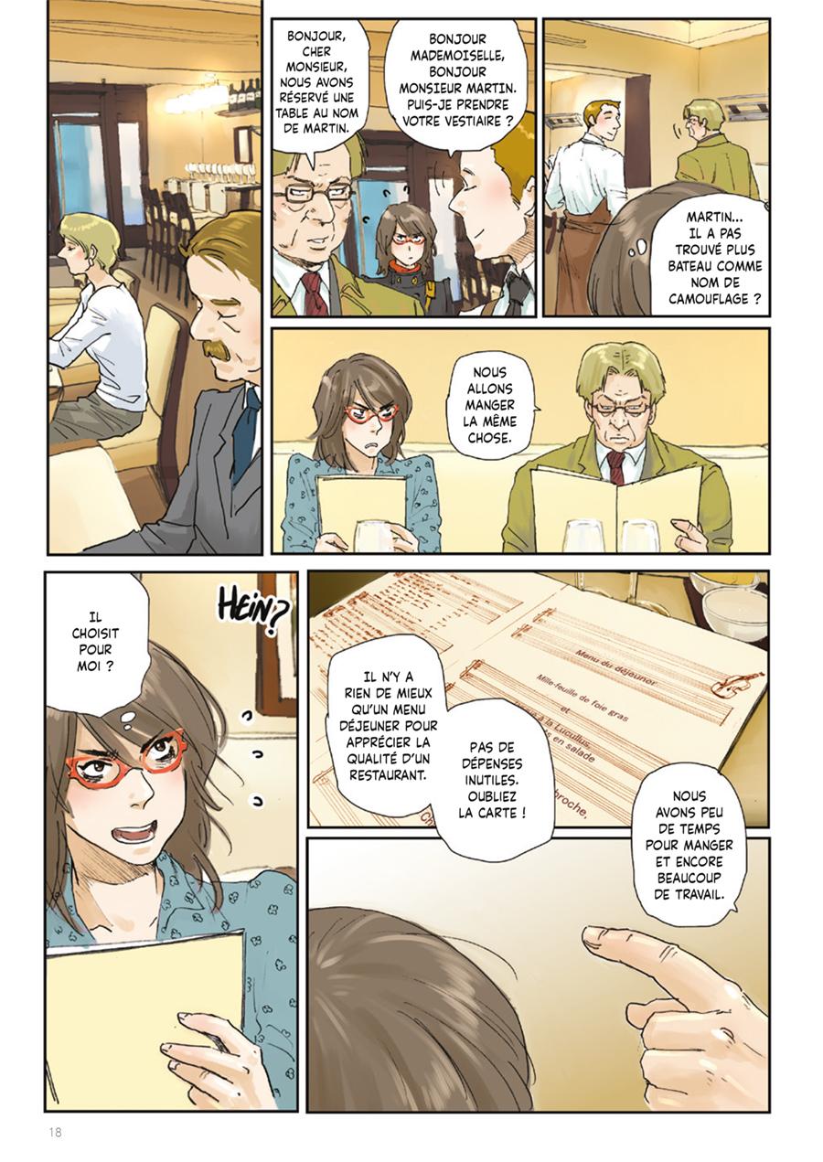 Extrait n°10 Le Gout d'Emma par Kan Takahama