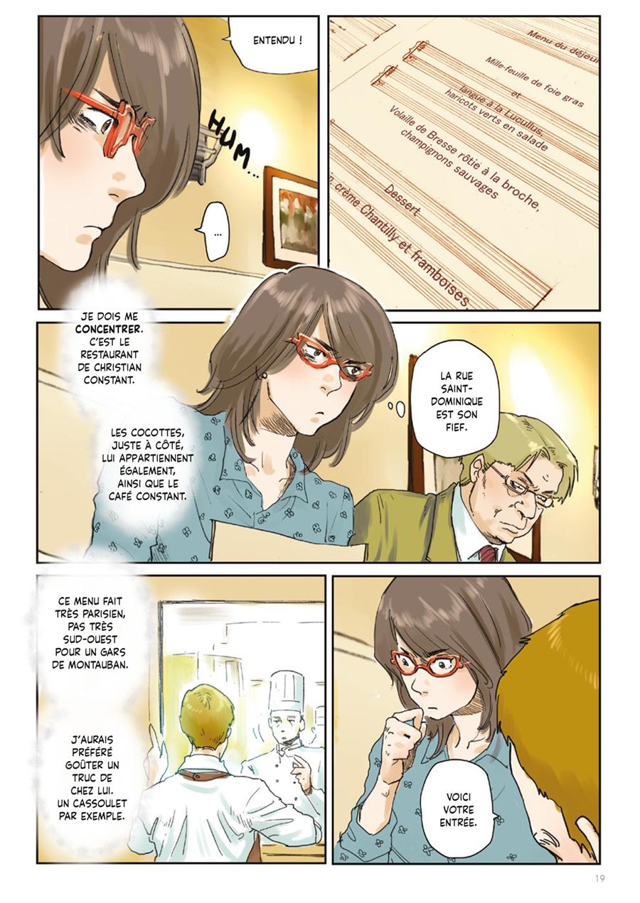 Extrait n°11 Le Gout d'Emma par Kan Takahama