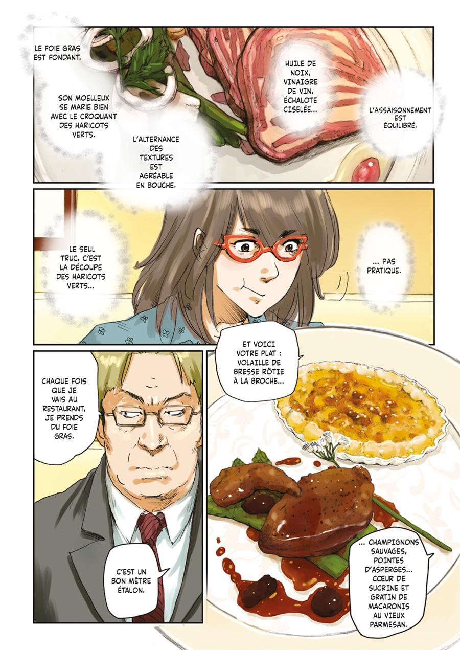 Extrait n°13 Le Gout d'Emma par Kan Takahama