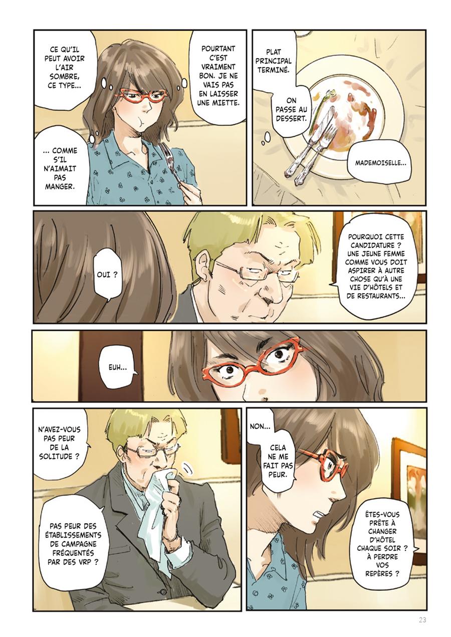 Extrait n°15 Le Gout d'Emma par Kan Takahama