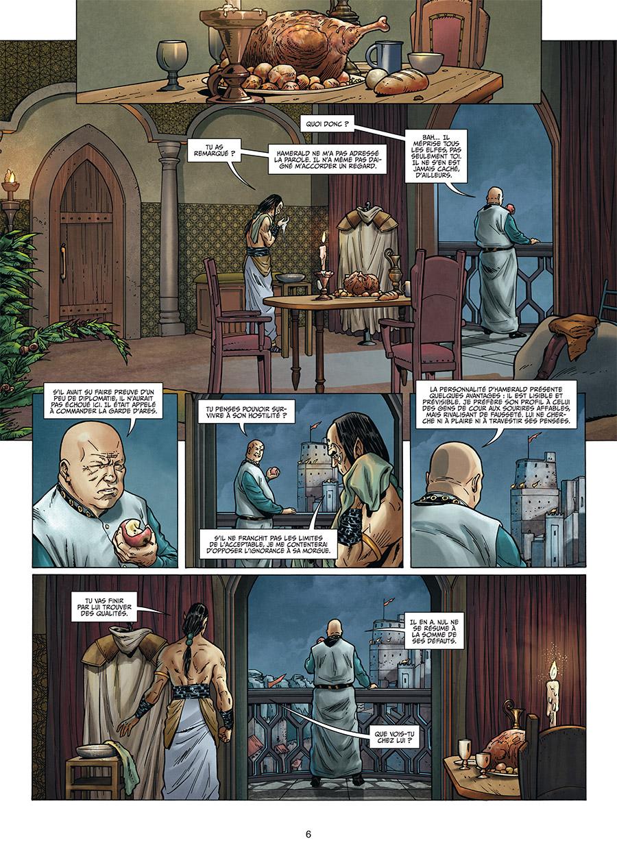 Extrait n°4 de la bd tome 7 par Andrea Cuneo