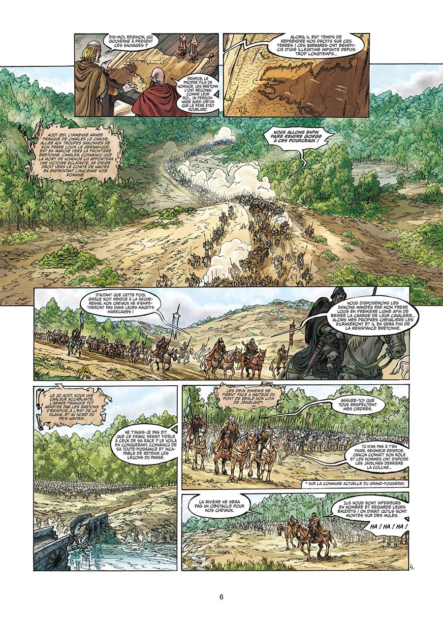 Extrait n°4 de la bd tome 3 par Thierry Jigourel