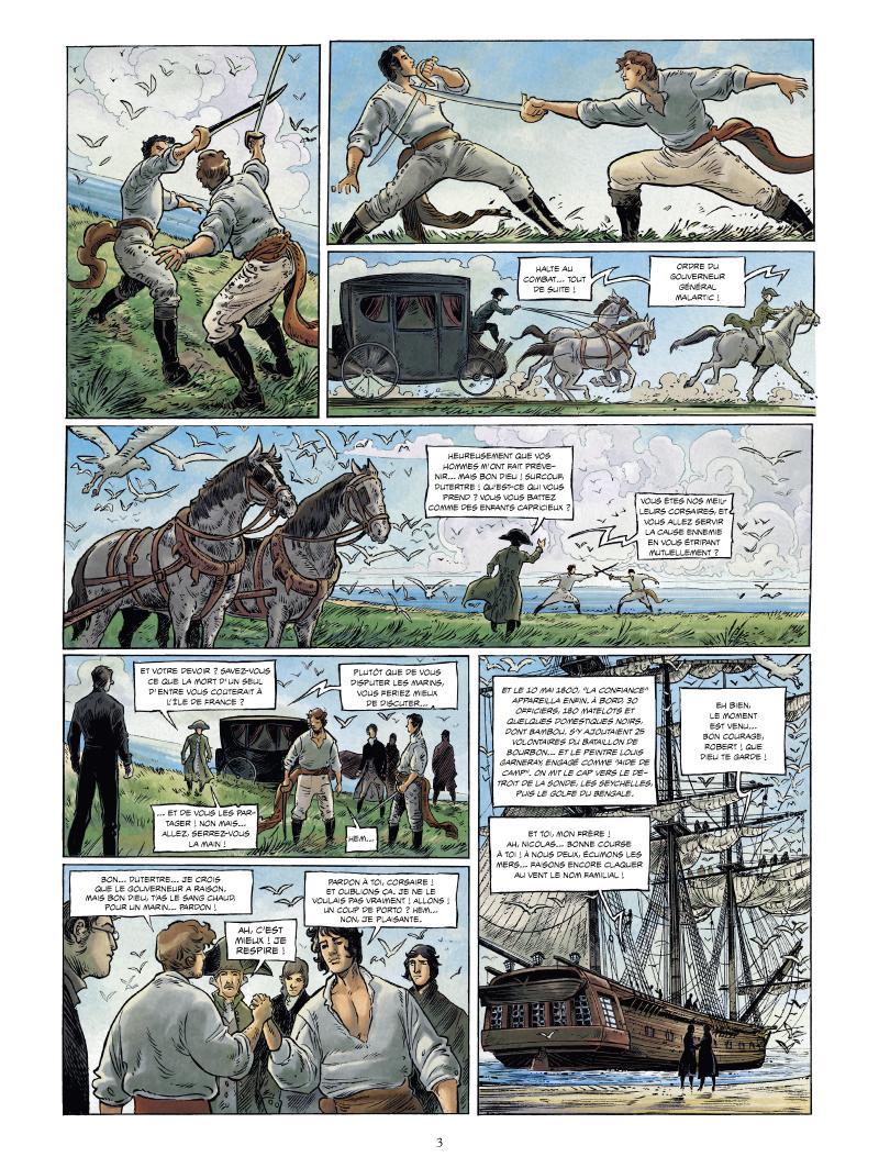 Extrait n°3 de la bd tome 3 par Jean-Michel Charlier