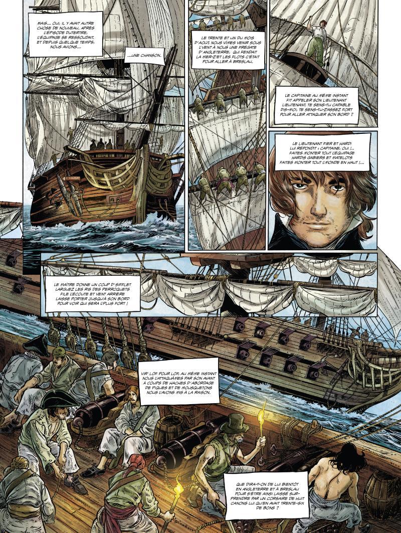 Extrait n°4 de la bd tome 3 par Jean-Michel Charlier