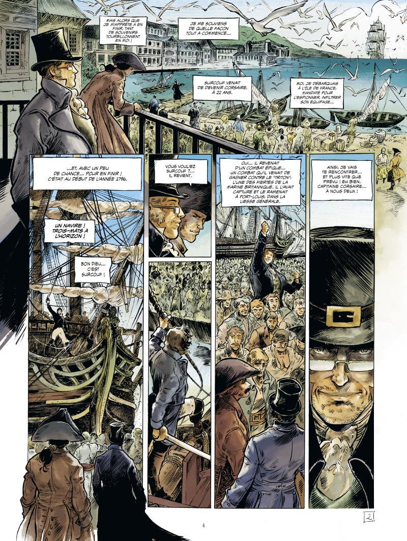 Extrait n°3 de la bd tome 2 par Jean-Michel Charlier