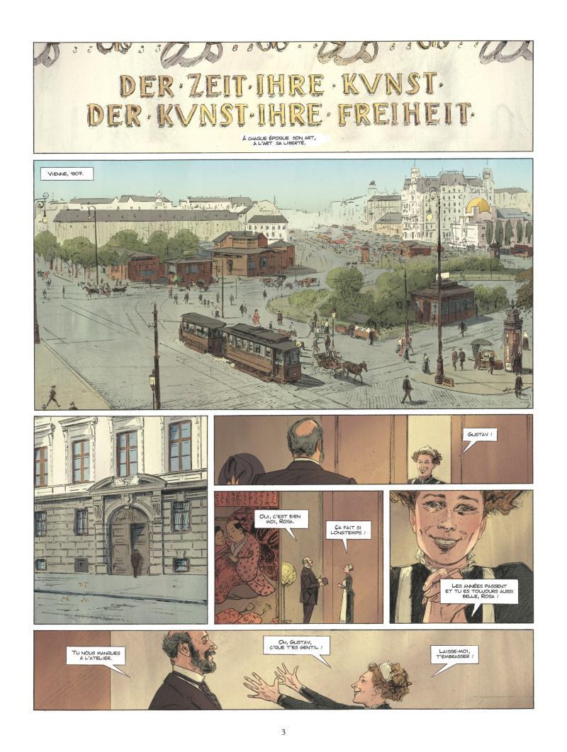 Extrait n°1 Judith et Holopherne par Jean-Luc Cornette