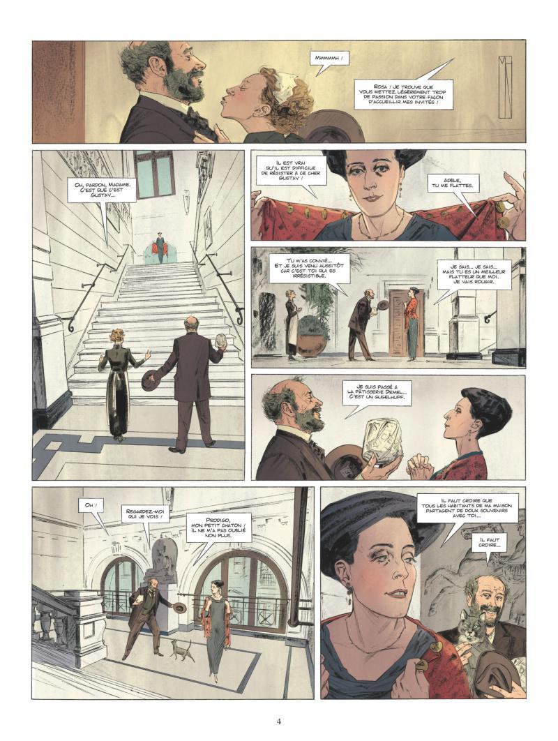 Extrait n°2 Judith et Holopherne par Jean-Luc Cornette