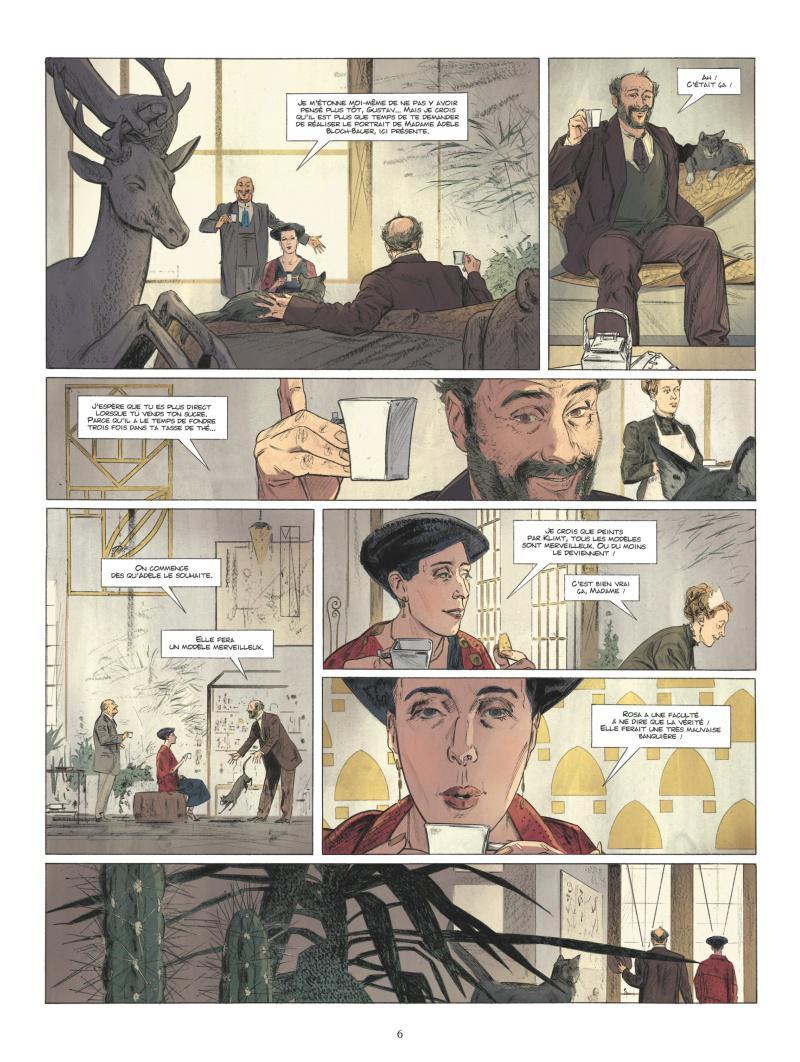 Extrait n°4 Judith et Holopherne par Jean-Luc Cornette