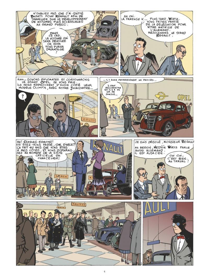 Extrait n°2 La Naissance de la 4CV par Dugomier