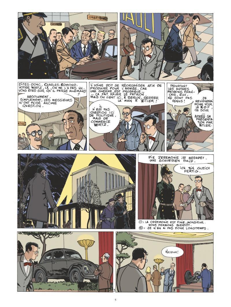 Extrait n°3 La Naissance de la 4CV par Dugomier