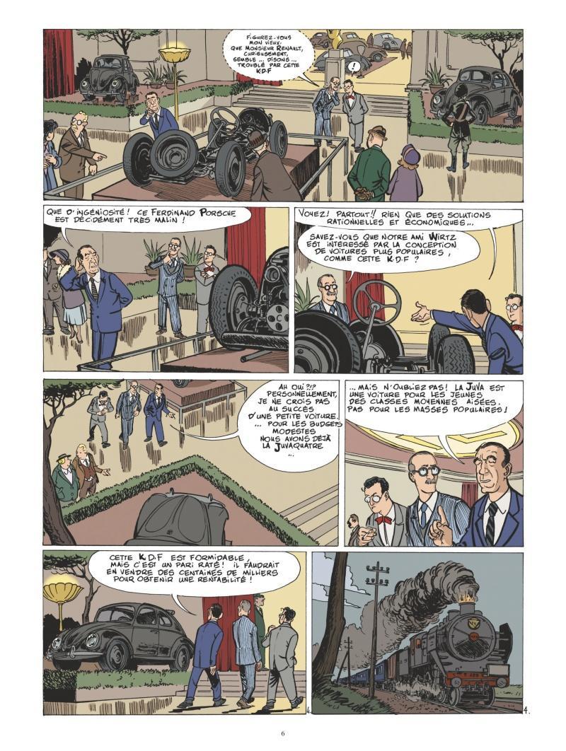 Extrait n°4 La Naissance de la 4CV par Dugomier