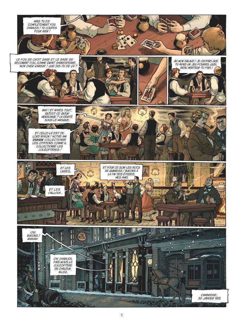 Extrait n°1 tome 1 par Fabio Bono