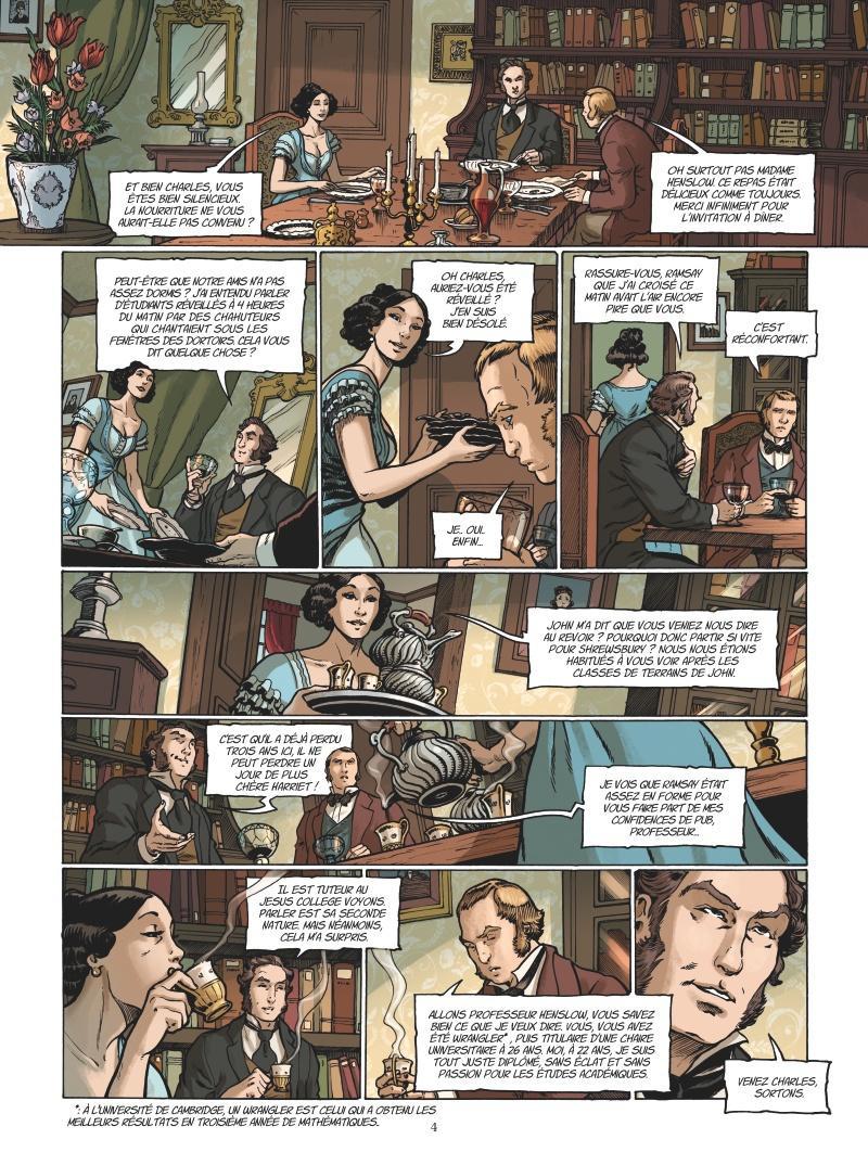 Extrait n°2 tome 1 par Fabio Bono