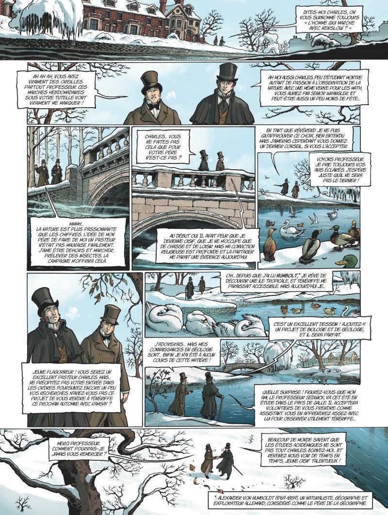Extrait n°3 tome 1 par Fabio Bono