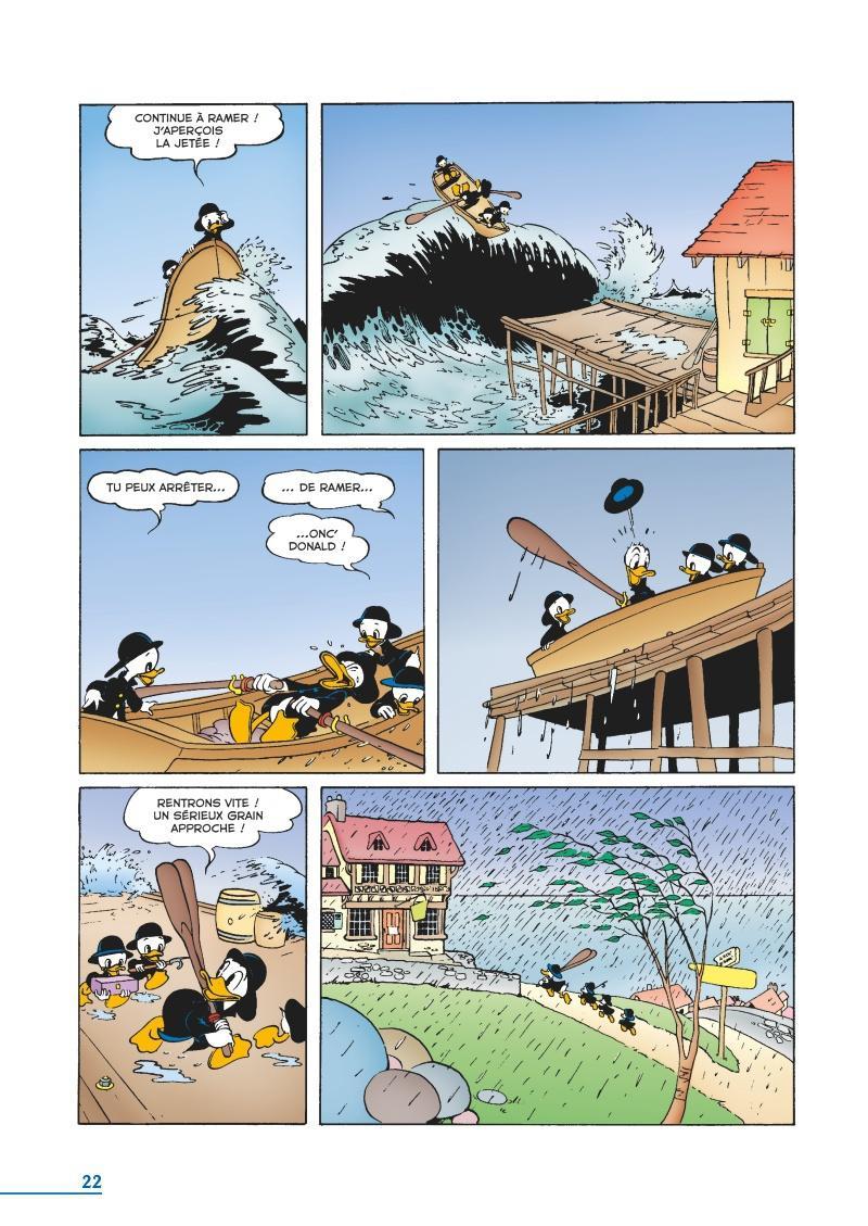 Extrait n°2 du comics tome 19 par Carl Barks