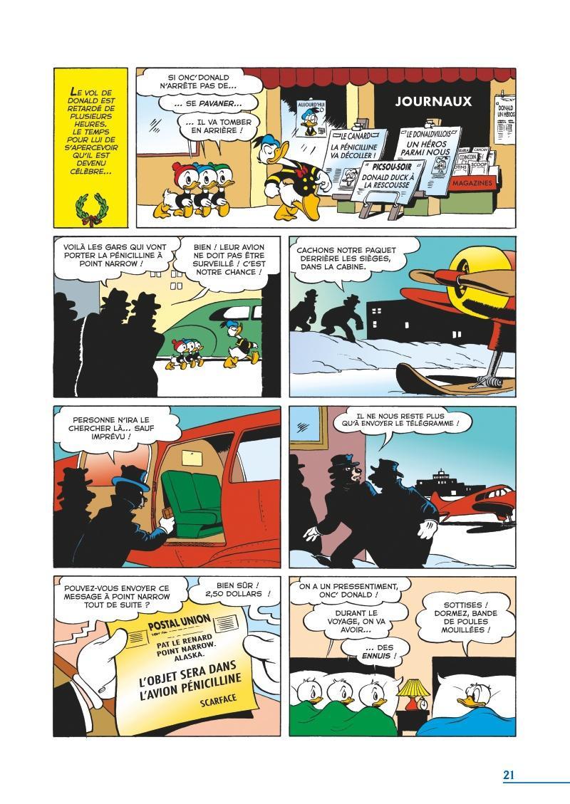 Extrait n°3 du comics tome 20 par Carl Barks