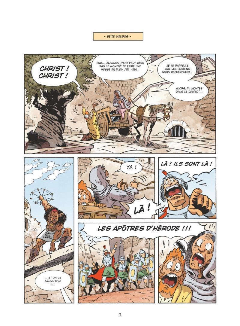 Extrait n°1 de la bd tome 5 par Nicolas Juncker