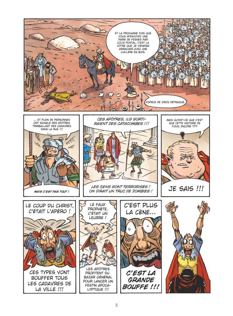 Extrait n°3 de la bd tome 6 par Nicolas Juncker