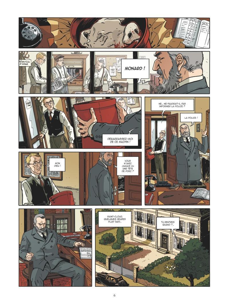 Extrait n°4 tome 1482016 par Philippe Richelle