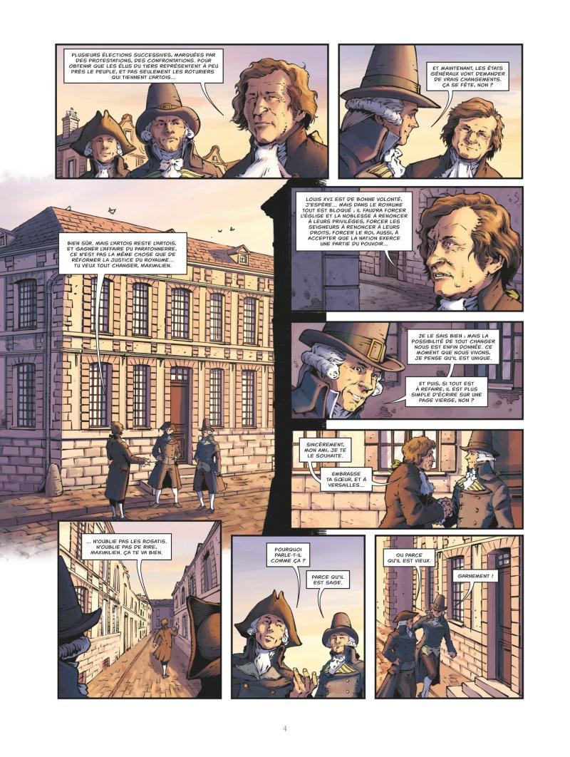 Extrait n°2 Robespierre par Mathieu Gabella