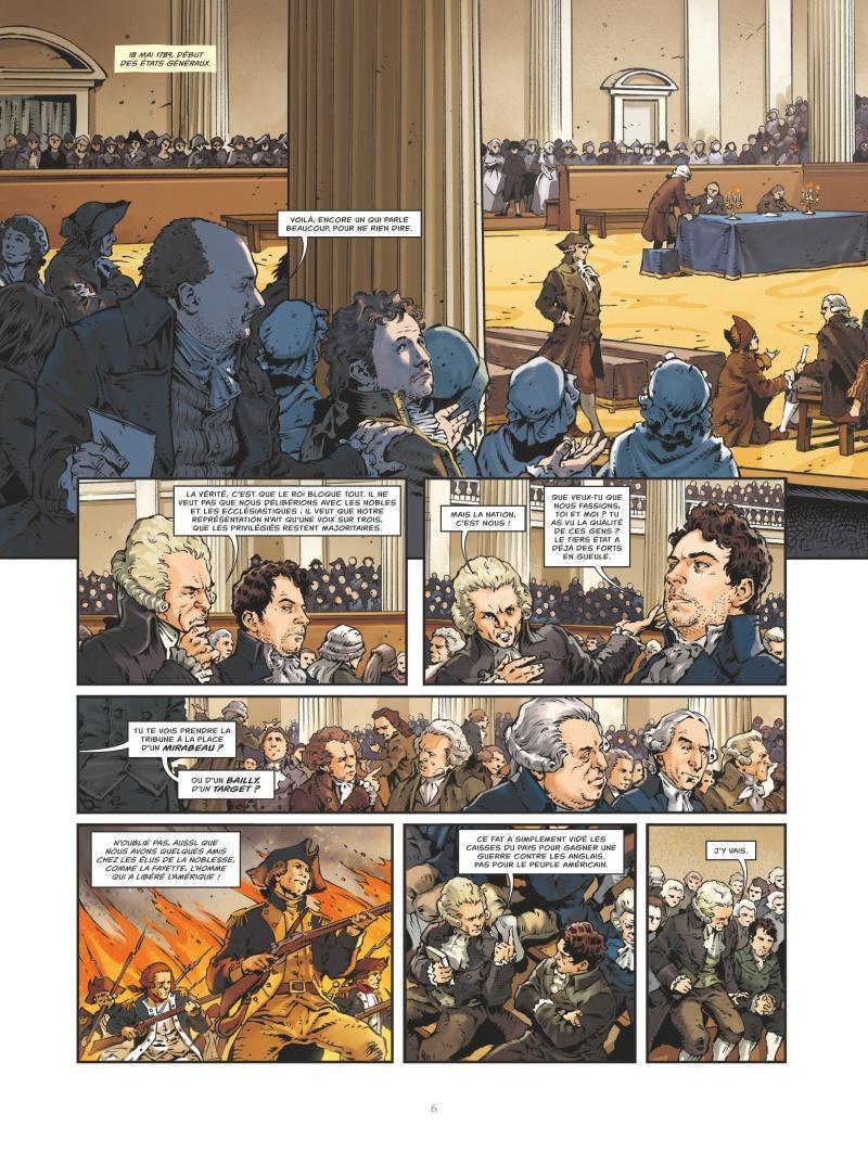 Extrait n°4 Robespierre par Mathieu Gabella