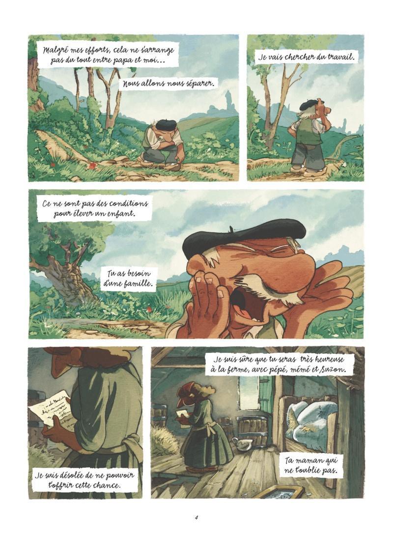 Extrait n°2 de la bd tome 2 par Nob