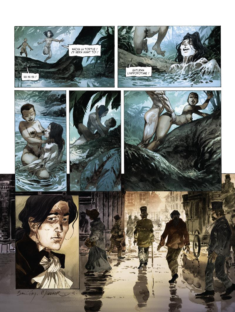 Extrait n°3 tome 2 par Philippe Bonifay