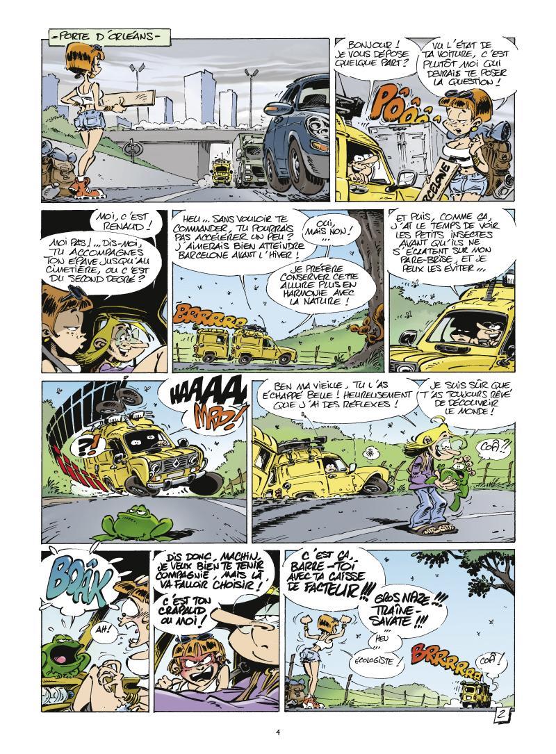 Extrait n°2 tome 1 par Pat Perna