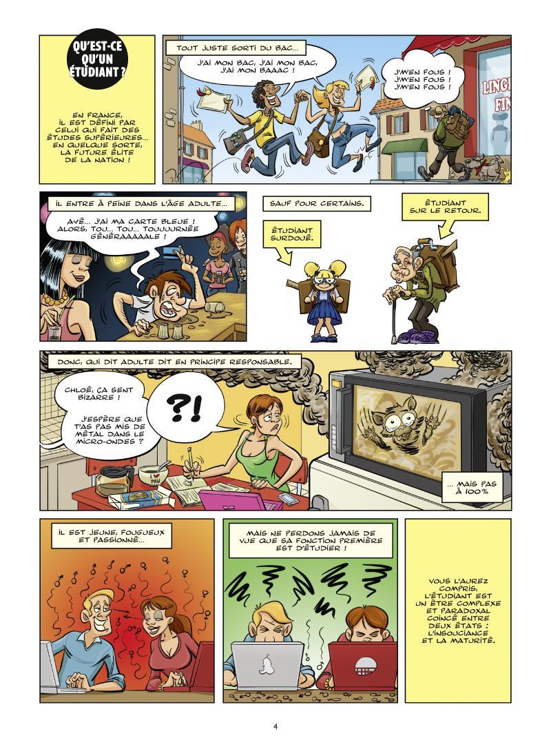 Extrait n°2 tome 45 par Ohazar