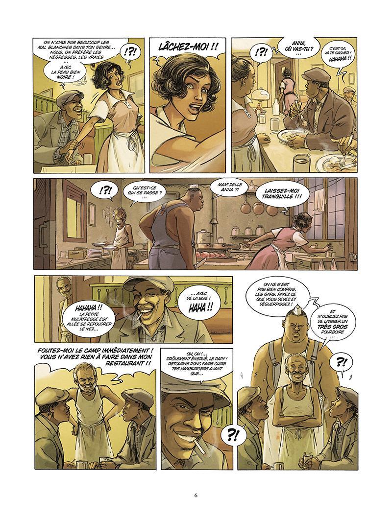 Extrait n°4 tome 103 par Joël Callède
