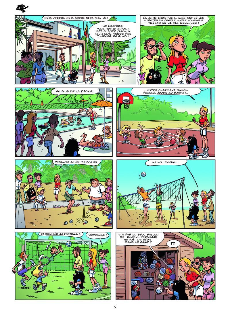 Extrait n°3 tome 1 par Michel Rodrigue