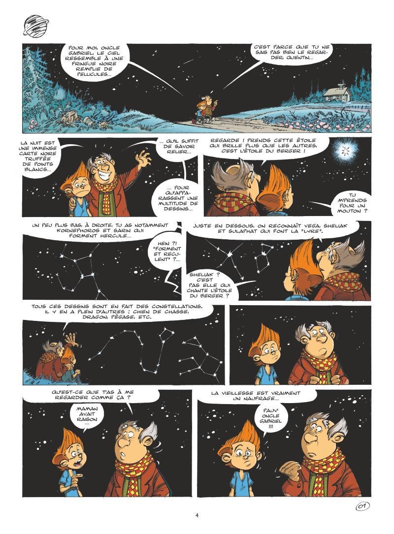 Extrait n°2 tome 1 par Cédric Ghorbani