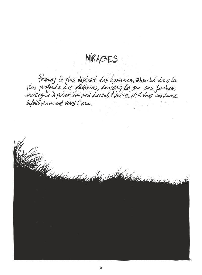 Extrait n°1 de la bd tome 102 par Christophe Chabouté