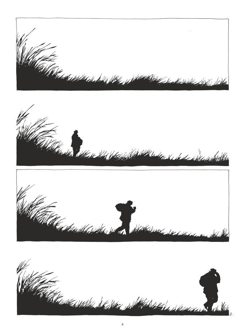 Extrait n°2 de la bd tome 102 par Christophe Chabouté