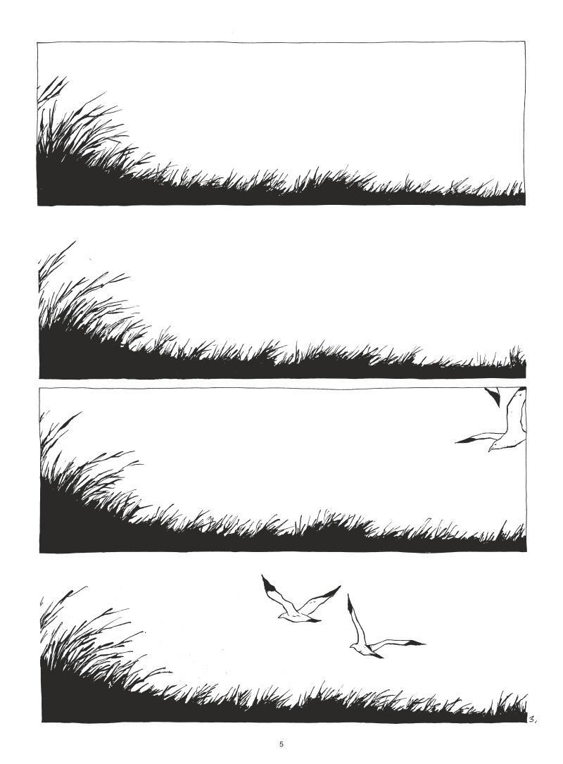 Extrait n°3 de la bd tome 102 par Christophe Chabouté