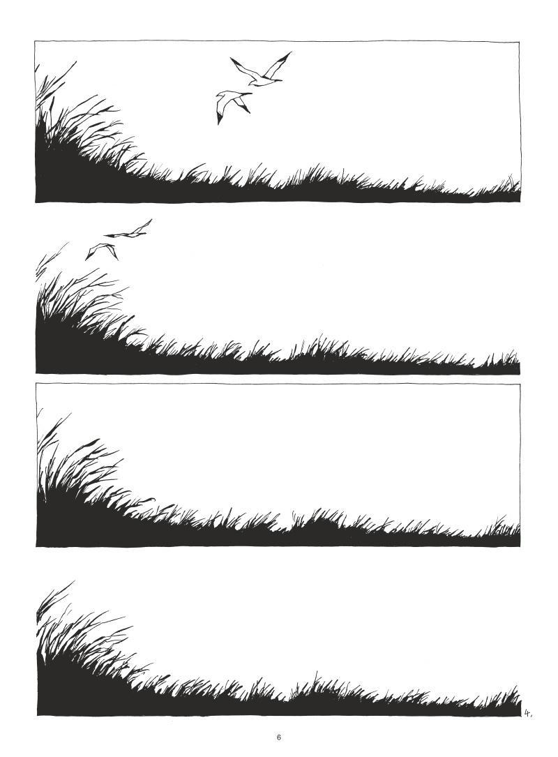 Extrait n°4 de la bd tome 102 par Christophe Chabouté