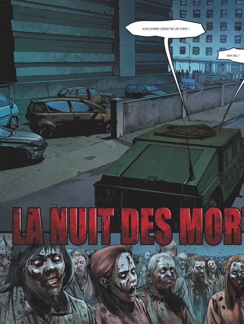 Extrait n°4 du comics tome 3 par Jean-Luc Istin